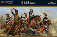 Crimean War: British Hussars