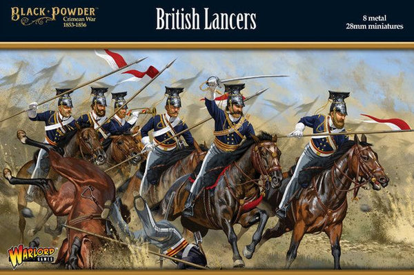 Crimean War: British Lancers