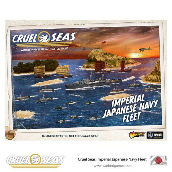 Cruels Seas: Imperial Japanese Fleet
