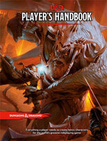 D&D Next: Players Handbook (5th Edition)