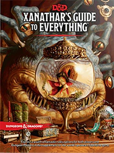 D&D: Xanathars Guide to Everything