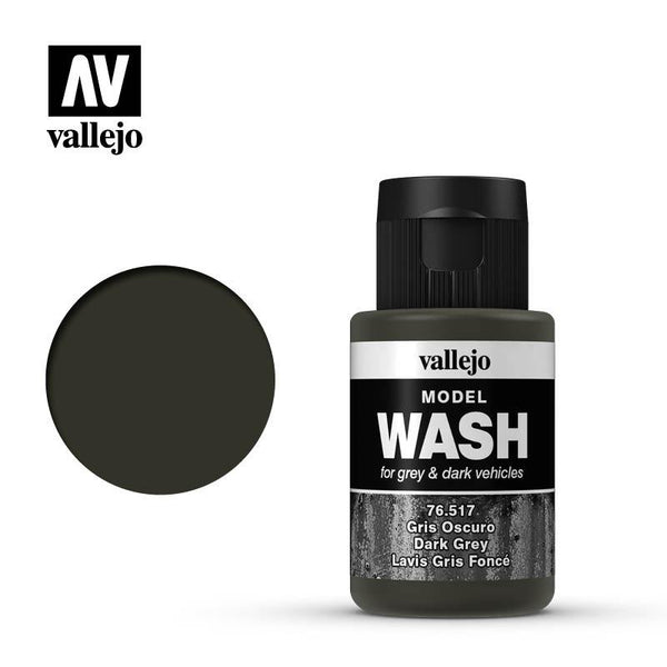 Dark Grey Wash 517 35ml