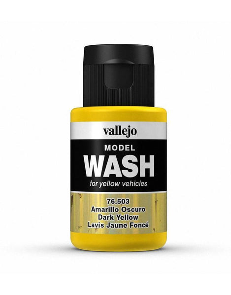 Dark Yellow Wash 35ml