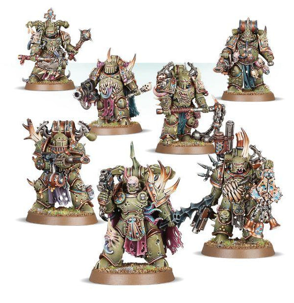 43-55 Death Guard Plague Marines