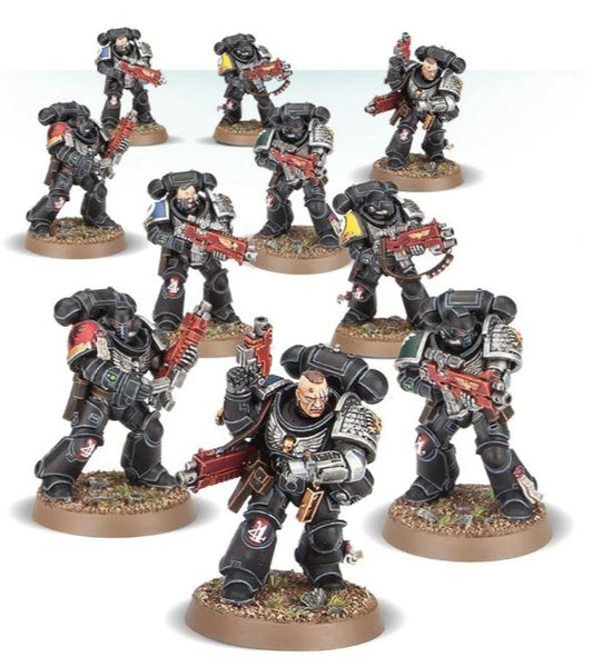 Deathwatch Primaris Intercessors