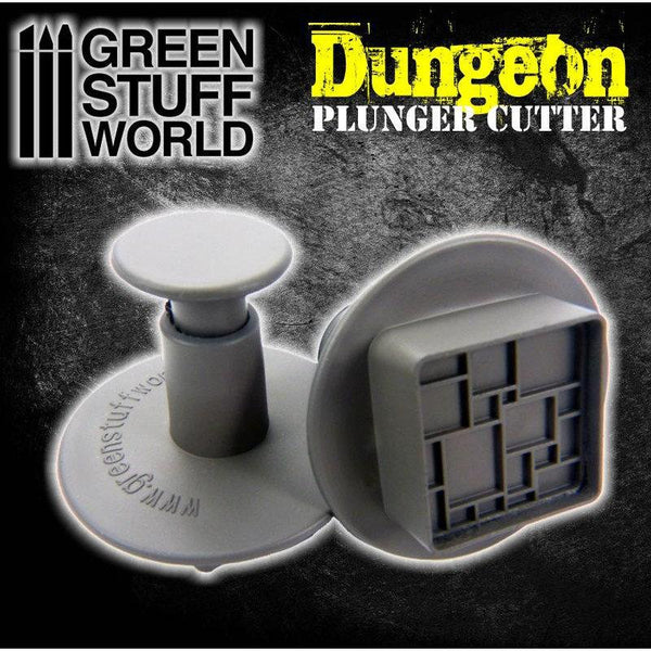 Dungeon Plunge Cutter Set