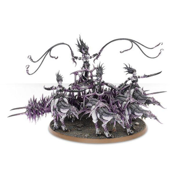 Exhalted Seeker Chariot of Slaanesh