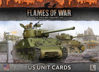 FOW US Unit Cards