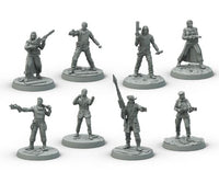 Fallout: Wasteland Warfare Survivors Core Box