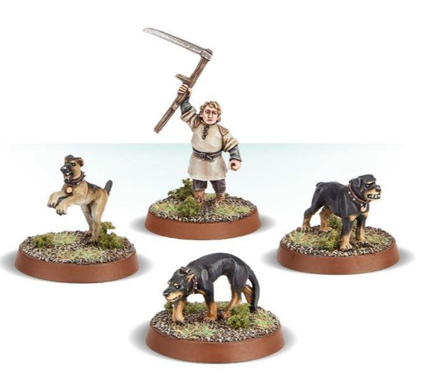 Farmer Maggot & Hounds