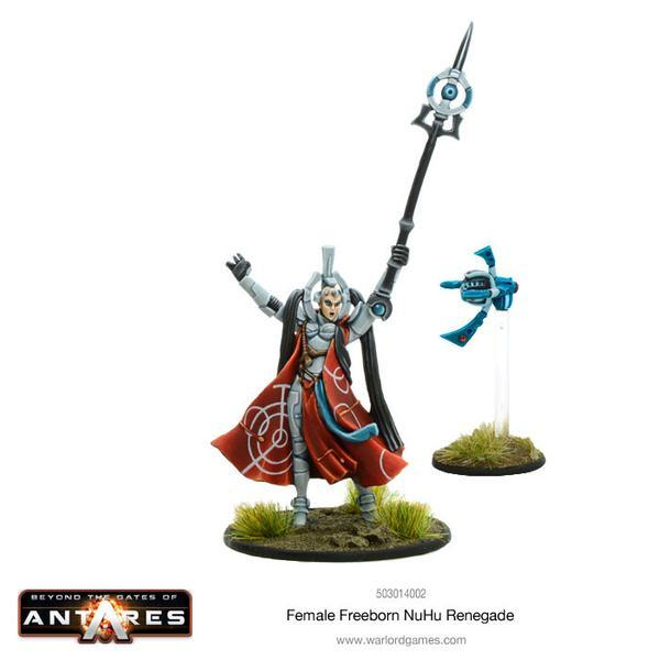 Female Freeborn NU Hu Renegade