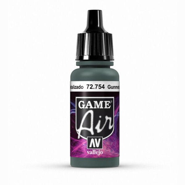 Game Air Gunmetal 17ml