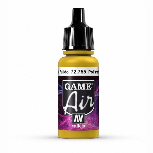 Game Air Polished Gold 17ml