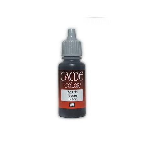 Game Color Chaos Black 17ml