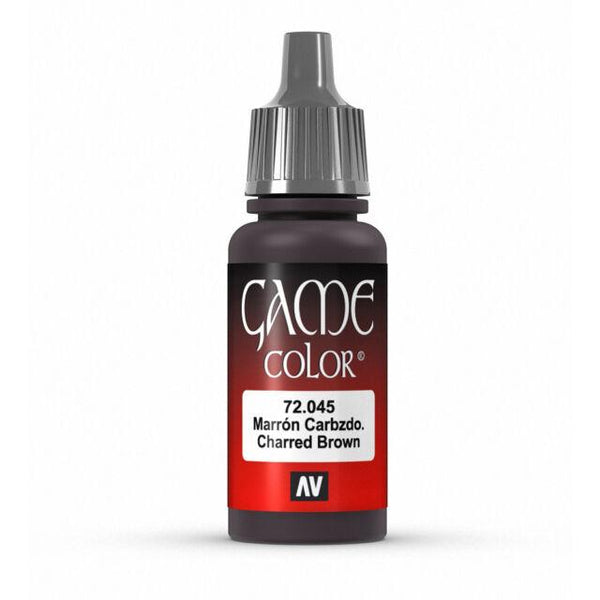 Game Color Charred Brown 17ml