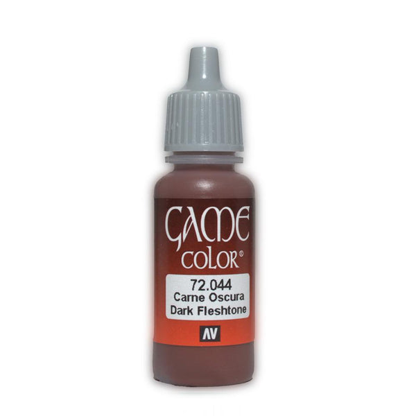 Game Color Dark Flesh Tone 17ml