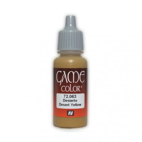 Game Color Desert Yellow 17ml