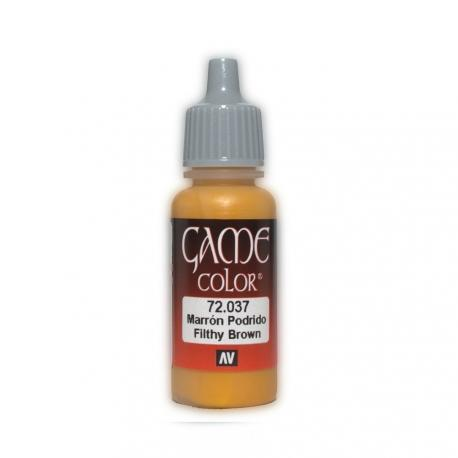 Game Color Filthy Brown 17ml