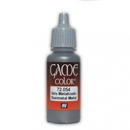 Game Color Gunmetal Grey 17ml