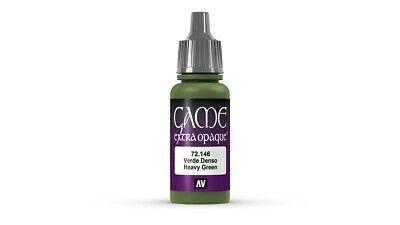 Game Color Heavy Green Opaque 17ml