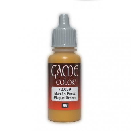 Game Color Plague Brown 17ml