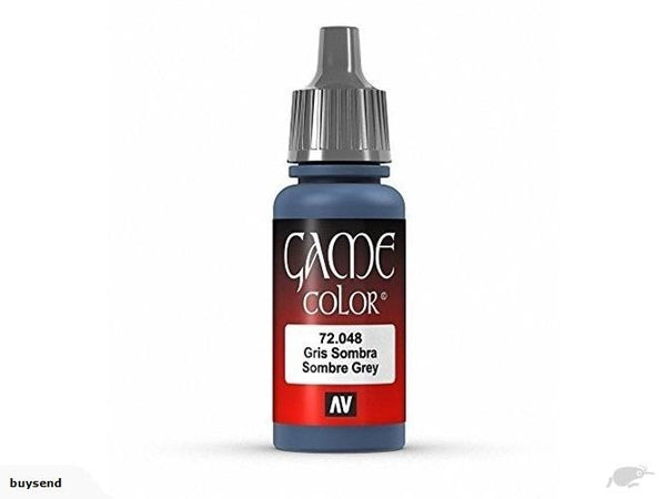 Game Color Sombre Grey 17ml