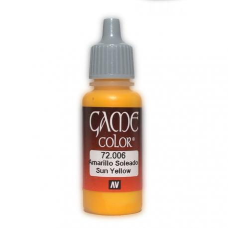 Game Color Sunblast Yellow 17ml