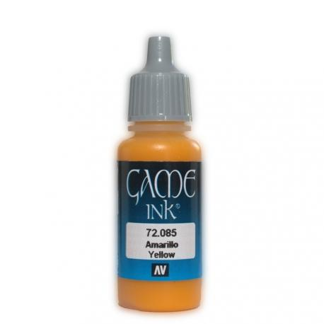 Game Color Ink Yellow 17ml