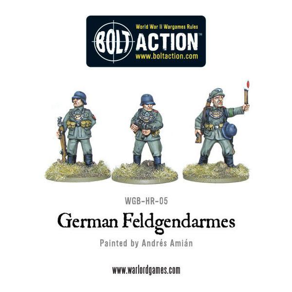 German Felgendarmes