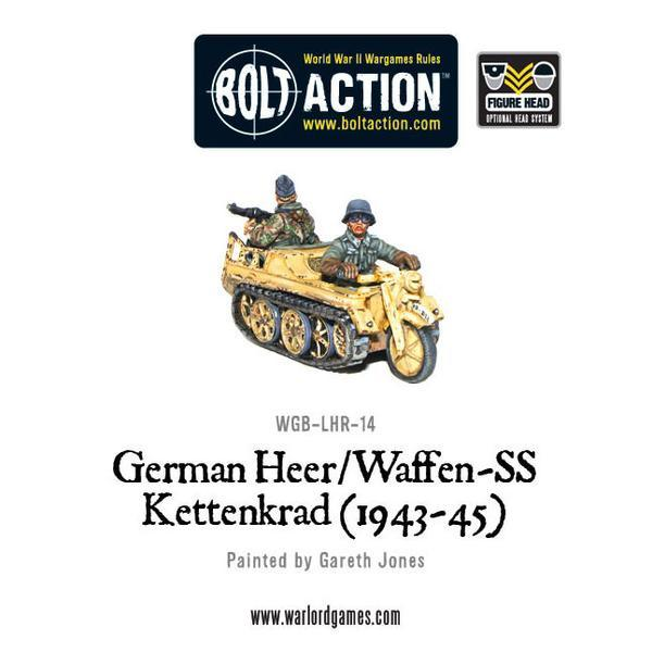 German Kettenkrad (1943-45)
