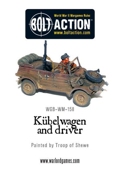 German Kubelwagen
