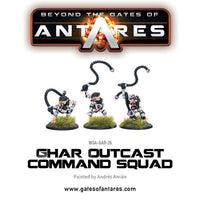 Ghar Outcast Command Squad