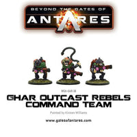 Ghar Outcast Rebels Command Team
