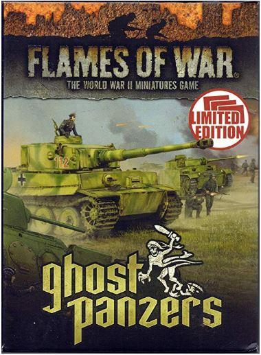 Ghost Panzers Unit Cards