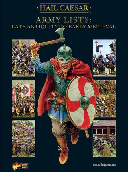 Hail Caesar Army Lists Vol.2 - Late Antiquity to Early Medieval