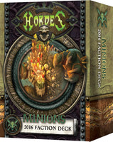Hordes: Minions 2016 Faction Deck