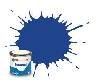 Humb 14ml Enml Blue Matt 25