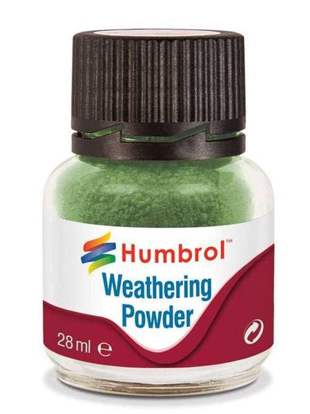 Humbrol Weathering Pigment Chrome Oxide Green 28ml