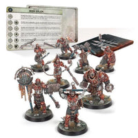 Warcry: The Iron Golems