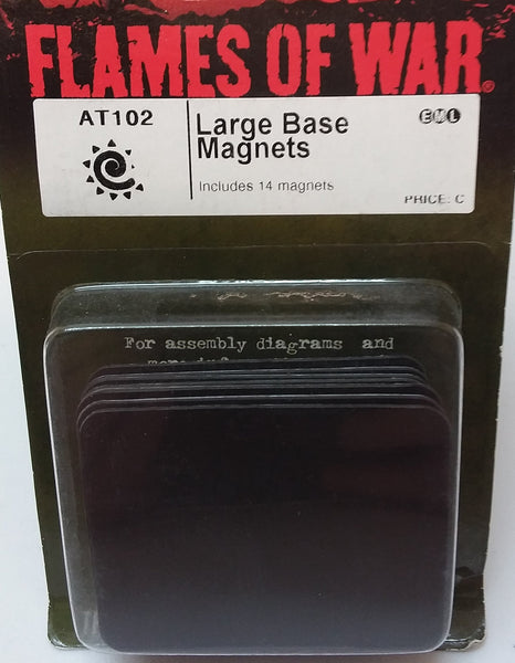 Large Base Magnets