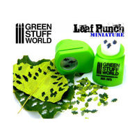 Leaf Punch Light Green