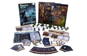 Dungeon Saga: The Warlord of Galahir