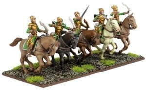 Elf Silverbreeze Cavalry Troop