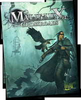 Malifaux: 2nd Edition - Crossroads