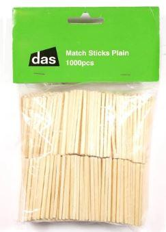 Match sticks plain 1000