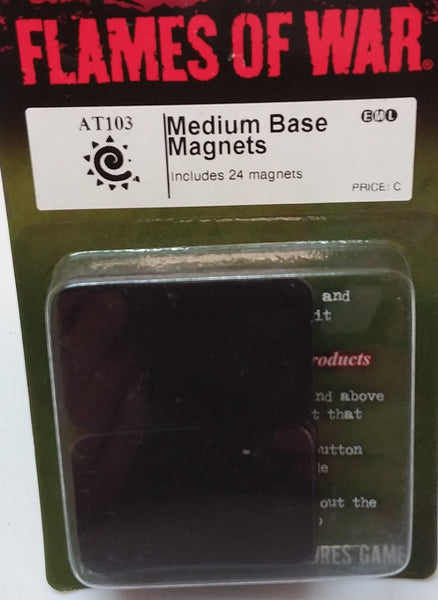 Medium Base Magnets