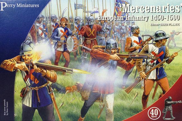 Mercenaries European Infantry