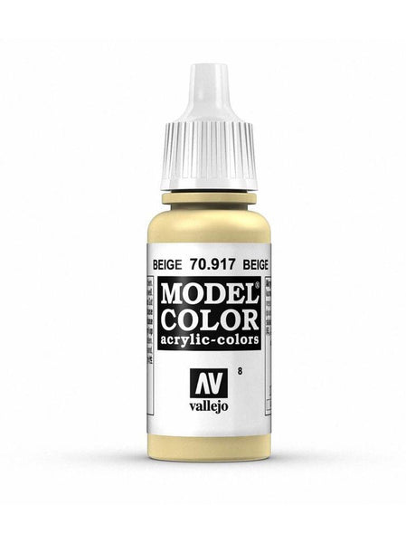 Model Color 008 Beige 17ml