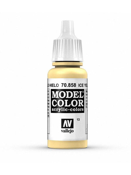 Model Color 013 Ice Yellow 17ml