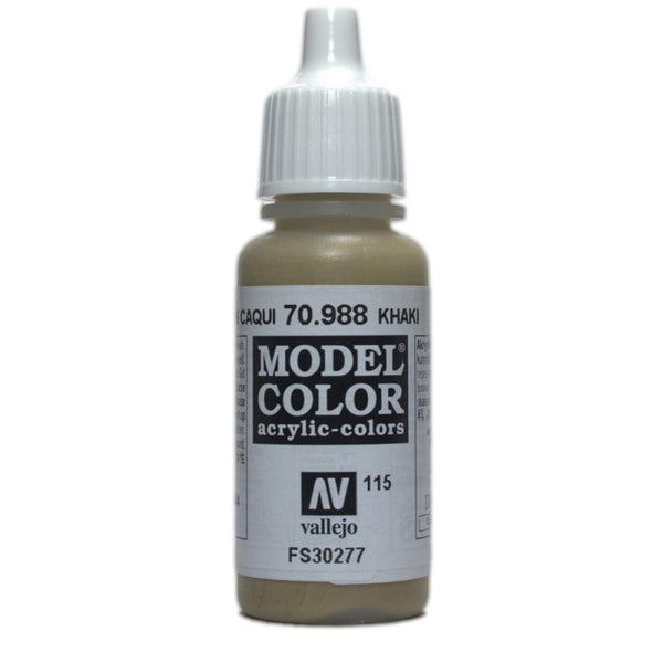 Model Color 115 Khaki 17ml